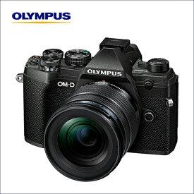 オリンパス(OLYMPUS) ミラーレス一眼 OM-D E-M5 Mark III 12-45mm F4.0 PROキット ブラック