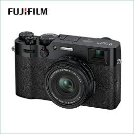 フジフイルム(FUJIFILM) レンズ一体型コンパクトデジタルカメラ X100V ブラック F X100V-B