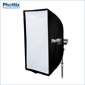 "Phottix(フォティックス) Raja Quick-Folding Softbox 60×90cm (24""×35"")(ラジャ クイックフォールディング ソフトボックス)"