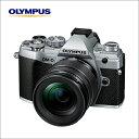 オリンパス(OLYMPUS) ミラーレス一眼 OM-D E-M5 Mark III 12-45mm F4.0 PROキット シルバー
