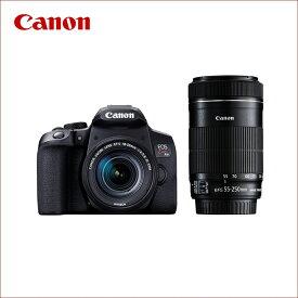 【2020年6月下旬発売予定】キヤノン(Canon) EOS Kiss X10i Wズームレンズキット EF-S18-55mm F4-5.6 IS STM + EF-S55-250mm F4-5.6 IS STM