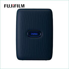 フジフィルム (FUJIFILM) スマートフォン用プリンター チェキ instax mini Link(インスタックス ミニ リンク) ダークデニム