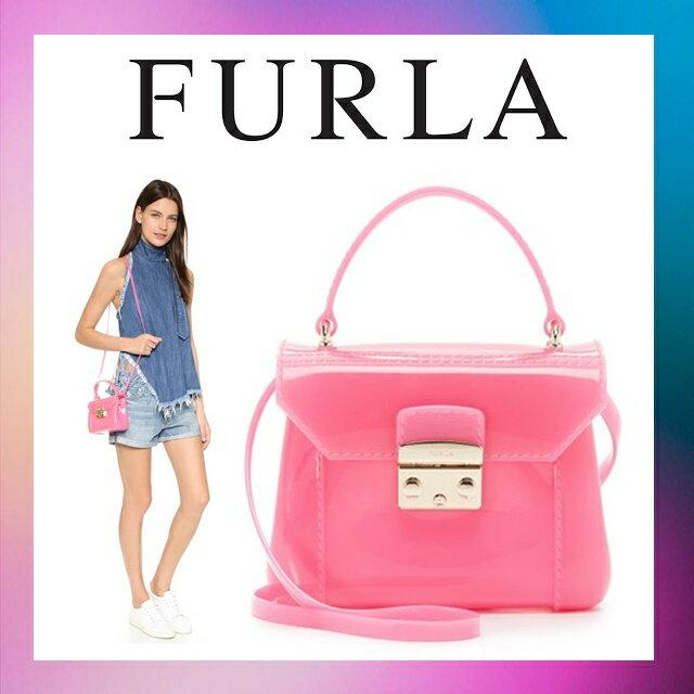 【正規品】Furla フルラ 新作 Candy Bon Bon Mini Crossbody Bag フルラ バッグ フルラ ショルダーバッグ furla バッグ furla candy furla キャンディ【並行輸入】【中古】【新品】【未使用】