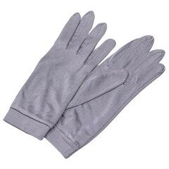 手袋シルク100%綿UV対策紫外線予防紫外線対策電車つり革ウィルス感染防止ウィルス防止ウィルス対策薄手手すり感染予防