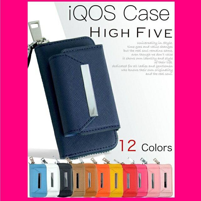 アイコス ケース クリーナー 収納可 手帳型 ゴールドメタルタイプ カード入れ 電子タバコ IQOS アイコス アイコス シール glo ケースグロー glo グロー ケース iqos ケース 収納可 コスメポーチ 白 ホワイト iqos ケース ミニ財布 かわいい 12色 カラバリ