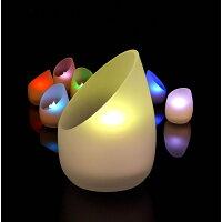 LEDキャンドルライト(グラデーションカラー)AL-206