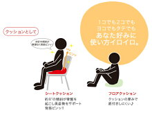 「MOGUモグホールクッション」メーカー正規品【シートクッションビーズクッション座ぶとん座布団腰用骨盤矯正腰痛腰痛対策姿勢オフィスまくら背あて腰当てピロー骨盤クッションパウダービーズ癒し】【レビューでポイント10倍】