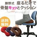 送料無料 「メイダイ 勝野式 座るだけで骨盤キュッとクッション」 全5色 【腰痛 クッ...