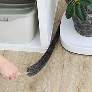 【LINEでクーポン】 レデッカー 隙間ブラシ「レデッカー すき間用ブラシ」【REDECKER レデッカー ブラシ すき間 70cm 山羊毛 大掃除 インテリア かわいい おしゃれ ホコリ 家具の間 お掃除 すき