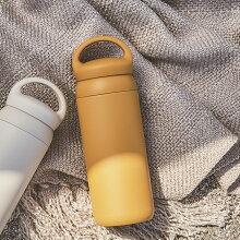タンブラー保温持ち運び「KINTOデイオフタンブラー500ml」【タンブラー誕生日タンブラー保温保冷蓋付き水筒直飲みステンレス水筒洗いやすい】