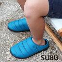 「SUBU スブ 2018AW」21.5〜23.5cm【subu スリッパ サンダル 0サイズ バルコニー 秋冬のサンダル サンダル スリッポン…