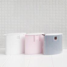 MARNA「マーナsmartトイレポット」全3色【スマートシリーズトイレ用品】