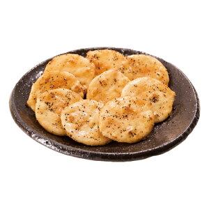 味の煎華 黒こしょう煎餅 スタンドパック 一口サイズ せんべい 山形 煎餅工房さがえ屋 国産米 家庭用 おつまみ
