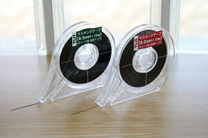 HASEGAWA マスキングテープ(0.3mm×16m)【クレープ紙 粘着テープ】