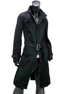 saganstyle | Rakuten Global Market: Big trench coat long coat mens ...