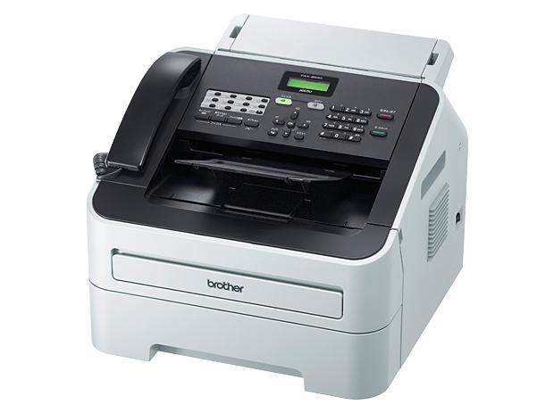 【新品】ブラザー A4 送信・A4 記録FAX複合機・コピー機 FAX-2840