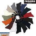 レノマソックス定番リブソックスレノマパリスワンポイント靴下renomaPARISくつしたmadeinJapan日本製普通サイズ数量必要な場合はお問い合わせくださいブラックフライデークーポン配布中