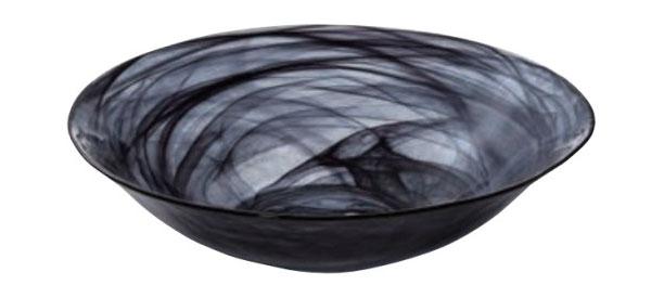 アデリア DECObowl 400 BK 花器 サラダボウル 水盤