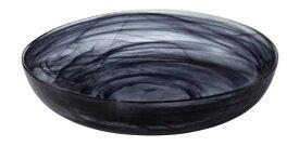 アデリア DECOshallowbowl 450 BK 花器 サラダボウル 水盤
