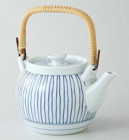 【紅茶】 ティーポット 波佐見焼 立枠 10号 土瓶 1800cc (saiky-As119-23196)
