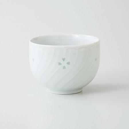 湯呑 湯飲み ゆのみ 波佐見焼 ホタルレリーフ ツボ仙茶 150ml (saiky-j35-67421)