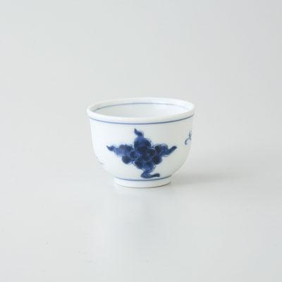杯 ぐい呑 酒器 波佐見焼 亀山龍絵 盃 (saiky-j39-73387)
