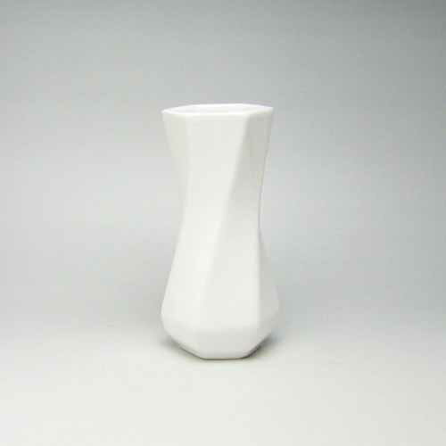 花瓶 花器 フラワーベース(白)14cm