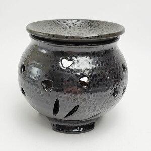 茶香炉 常滑焼 M-1601| ちゃこうろ おしゃれ 陶器 おすすめ インセンス インセンスホルダー インテリア 置物 ギフト 敬老の日 父の日 母の日 贈り物 贈答品 陶製 陶磁器 仏具 記念品 香炉