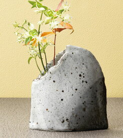 一輪挿し 花瓶 美濃焼 高さ12cm M-1852| おしゃれ 日本製 工芸品 愛知県 和食器 陶器 花器 花入 フラワーベース 父の日 母の日 プレゼント ギフト
