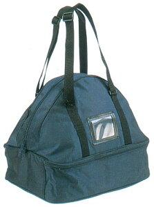 ヘルメット・安全帯の保管用収納バッグ トリプルバッグ