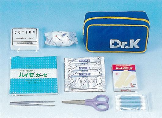 救急セット Dr.K ベルトポーチ型