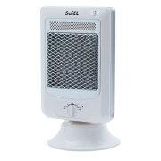 エコヒーター弱200W/強400W同じ電気代で2倍の暖かさ