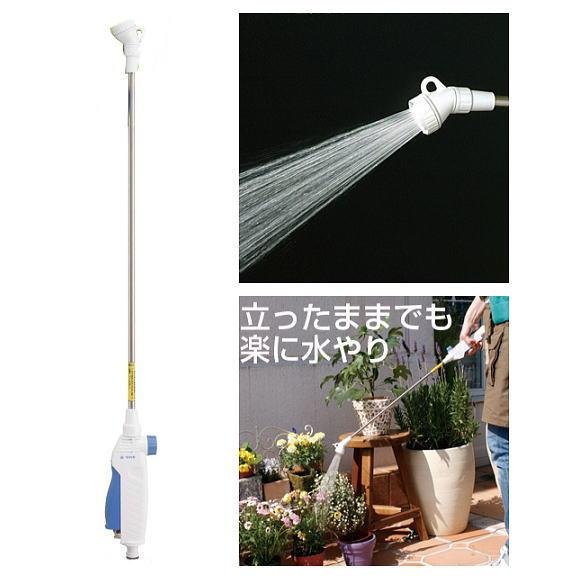 【パッケージなしタイプ】タカギ QG136AK ロングノズル(散水パーツ・ガーデニング・園芸・家庭菜園・水やり)