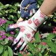 お洒落なガーデングローブGardeningGlovesLuminus(園芸雑貨・作業手袋・ガーデニング)