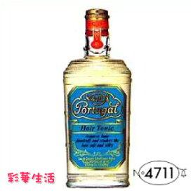 4711ポーチュガル ヘアトニック 150ml 柳屋【あす楽対応】