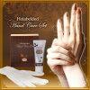Holabelded silk gloves (hand cream / silk gloves)