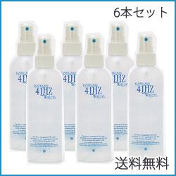 [無添加 化粧水]キセキスイ 41ヘルツウォーター 200ml×6本セット[完全無添加水/保湿]【あす楽対応】