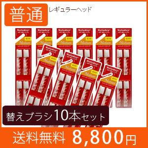 ソラデー スペアブラシ(普通)4本入り×10本セット[送料無料]