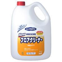 フロア用表面洗浄剤 花王プロワンフロアクリーナー 4.5L