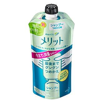 Flower King merit shampoo refill 340 ml