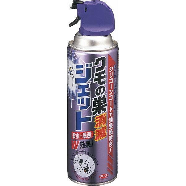 【送料無料】アース クモの巣消滅ジェット 450ml×30本