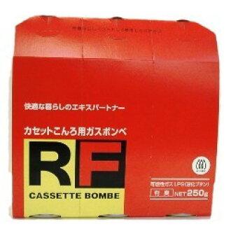 日本瓦斯气体录音带 RF 250 g x 3