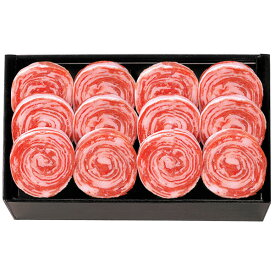 〈プリマハム〉鹿児島県産恵味の黒豚 ロールステーキ KB-50R