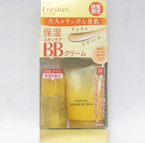化粧水30ml付く カネボウ フレッシェル BBクリーム モイスト NB 数量限定セット