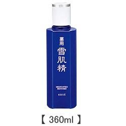 【送料無料】 kose 薬用 雪肌精 化粧水 360ml コーセー 国内正規品