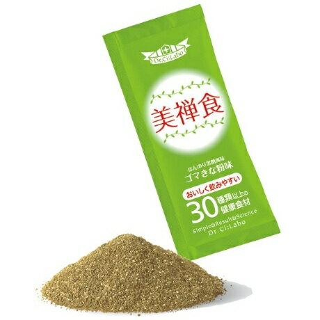 お試し送料無料 ドクターシーラボ 美禅食 6袋 千円ポッキリ