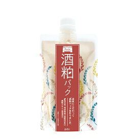 pdc ワフードメイド 酒粕パック (洗い流し) 170g