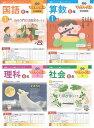 JPN(株)発行「マイティーパル」6年国・算・理・社(4月号〜3月号迄)(年12回配本)
