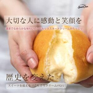 【おまとめセット】ごちそうクリームパン8個入り《愛知県岡崎市のパン屋が開発した幸せの味》 クリームパン パン 濃厚カスタードクリーム カスタード ギフト お土産 スイーツ 冷凍パン 手
