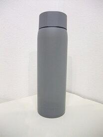【未使用品】innovator / ステンレスボトル 480ml スチールグレー 直径6.5cm 高さ21.5cm 重さ220g 北欧 スウェーデン 東亜金属 イノベーター 540-424